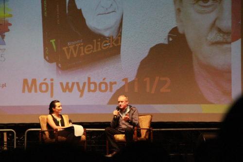 """""""Krzysztof Wielicki – mój wybór. Wywiad rzeka. Tom 1"""" Piotr Drożdż, Krzysztof Wielicki"""