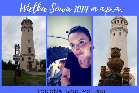 Wielka Sowa 1014 m n.p.m. – 1. szczyt KGP Korona Gór Polski